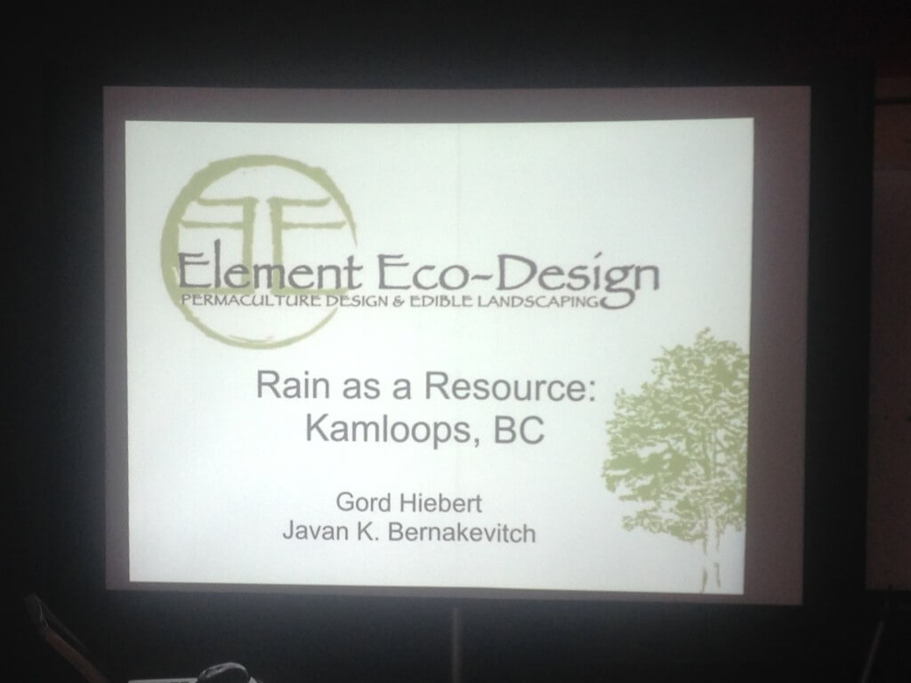 Start of the workshop install with Element Eco- Design.