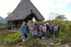 Jardinas Bella Mar, Matanzas, started 6 years ago, community economic and social development, ecological education for regional youth, boosting local food security