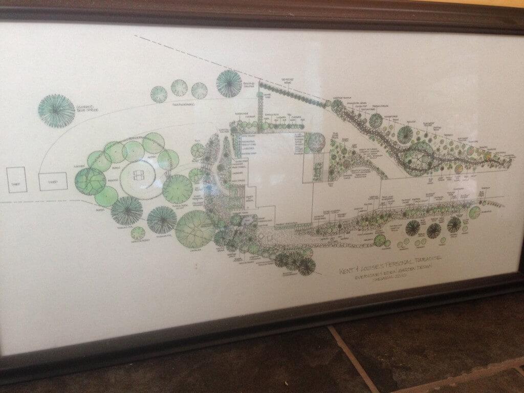 Award-winning landscape design by Shelaigh Garcon of Everyone's Eden Garden Design of Kamloops, BC.